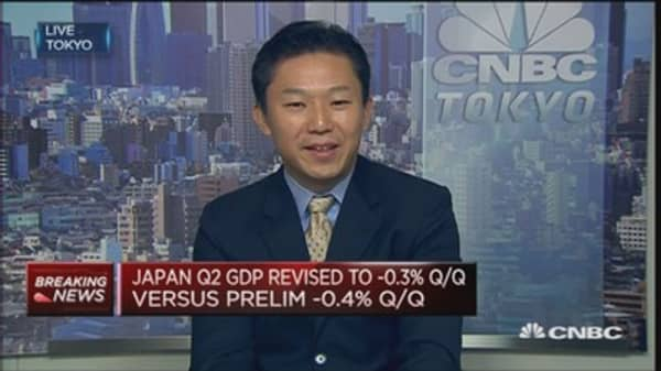 Japan's economy remains fragile: Economist