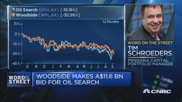 Woodside's bid for Oil Search makes strategic sense: Pro