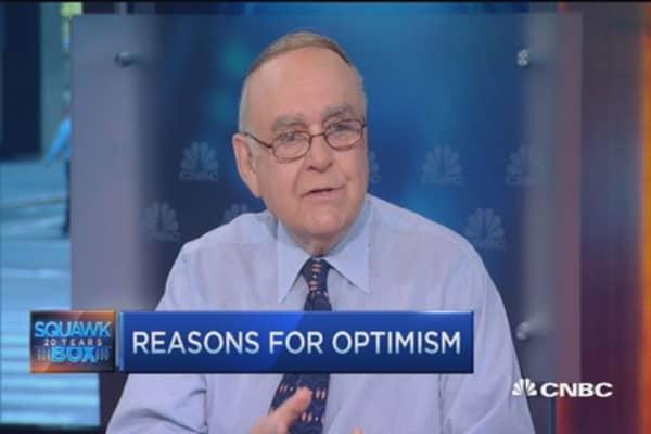Leon Cooperman optimistic on markets