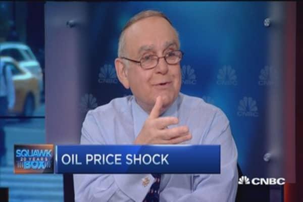 Oil in 'bottoming zone': Leon Cooperman