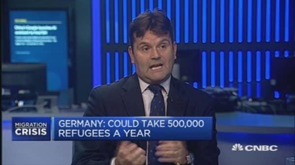 Europe's migrant crisis continues
