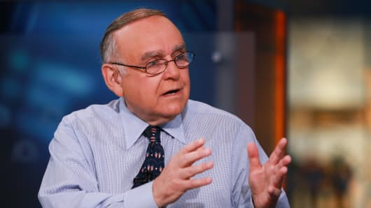 Leon Cooperman, Chairman and CEO of Omega Advisors.