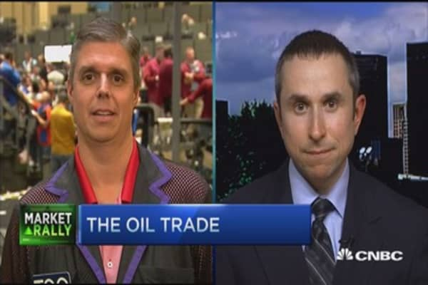 Oil & opportunity