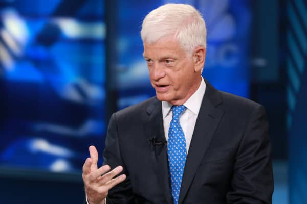 Mario Gabelli, Chairman and CEO of GAMCO Investors.