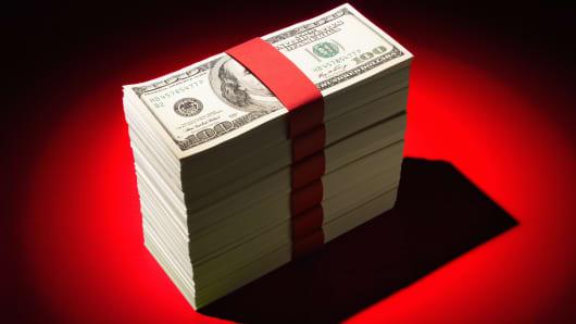Money in spotlight