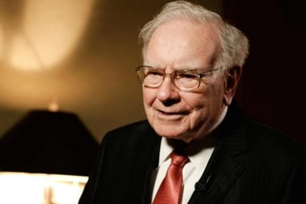 Warren Buffett: Bought IBM in 1st & 3rd quarter