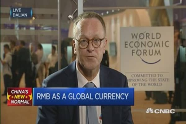 Hofman: China's stock support will stabilize market