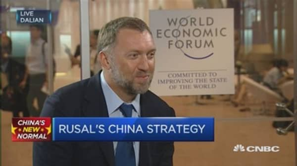 Rusal: No big changes in China over 6-12 months