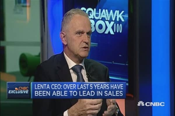 Red tape on the rise in Russia: Lenta CEO