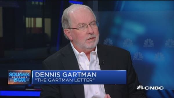 Commodities 'extremely inexpensive': Dennis Gartman