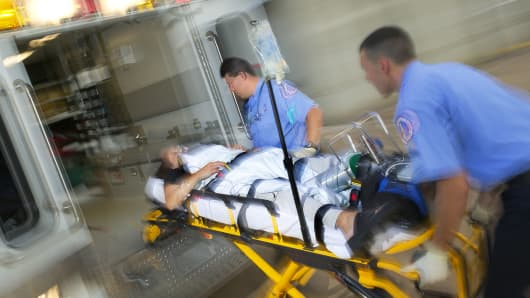 EMT First Responders Most Dangerous Jobs