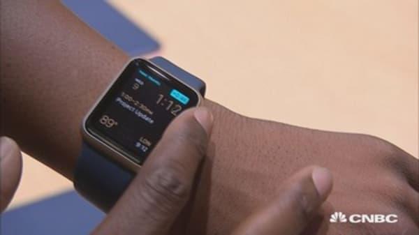 Inside Apple's demo room: New iPads, iPhones & Apple TV