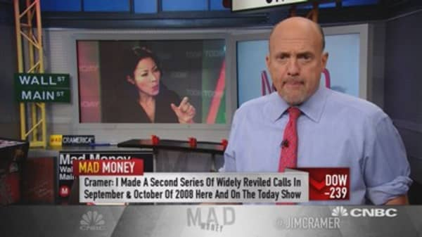 Cramer: Don't base your investing decision on this