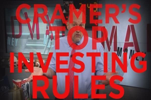 Cramer Remix: Don't forget these investing keys