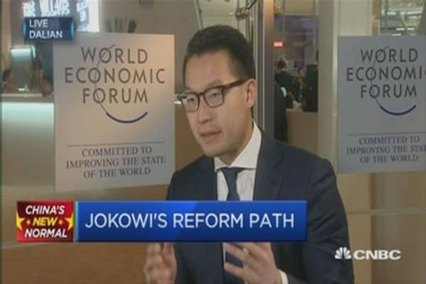 Lippo Group: Excited about reforms in Indonesia