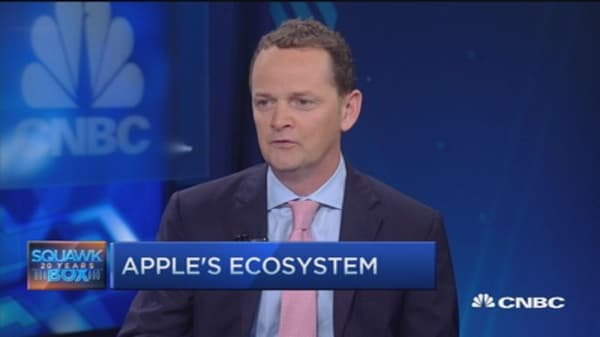 Apple's real story? Innovation: Analyst