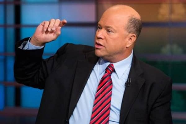 Here's what's causing turbulence: David Tepper