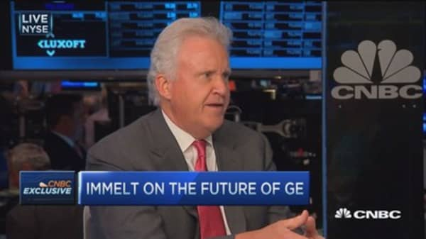 Opportunity to take cost out of oil: GE CEO