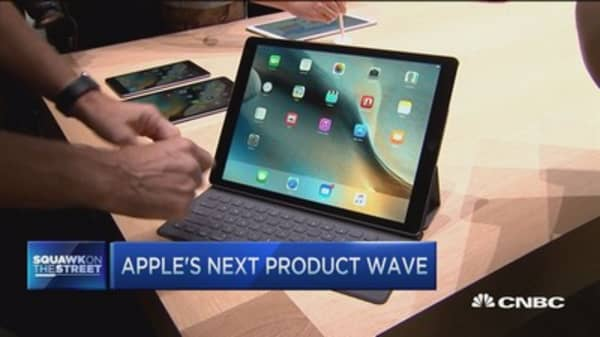 Apple's next product wave