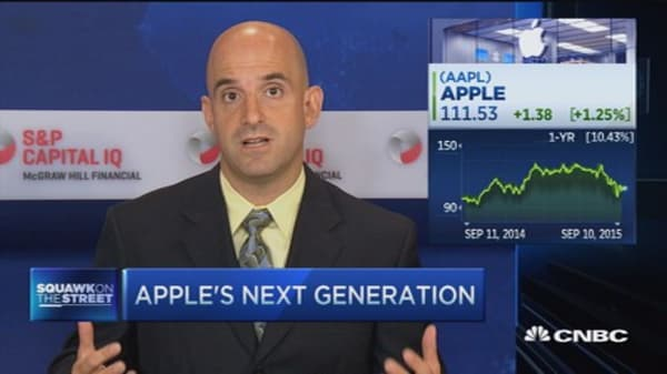 Markets are 'nearsighted' about Apple: Analyst