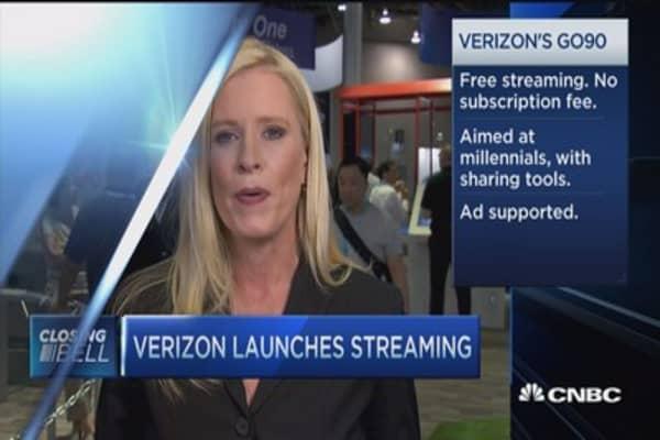 Millennials push Verizon to streaming