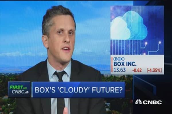 IBM will be significant for us: Box CEO