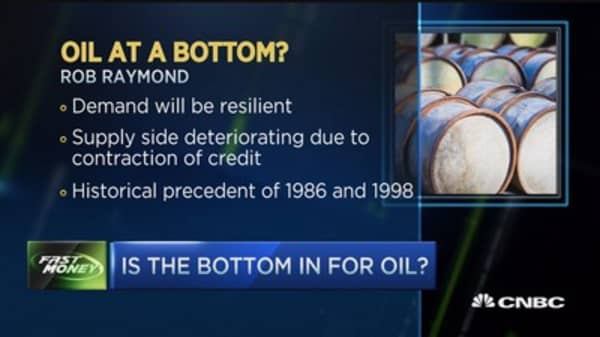In oil's final capitulation phase: Pro