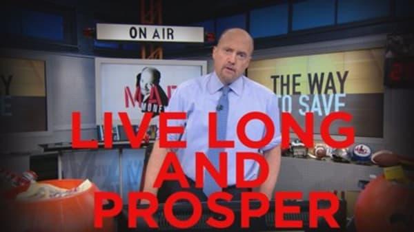 Cramer's secret to getting rich