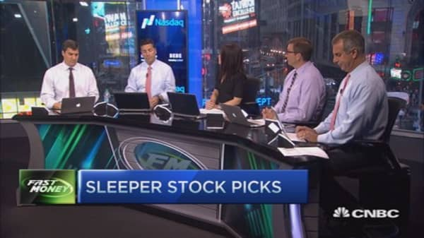 Sleeper stocks that are poised to pop
