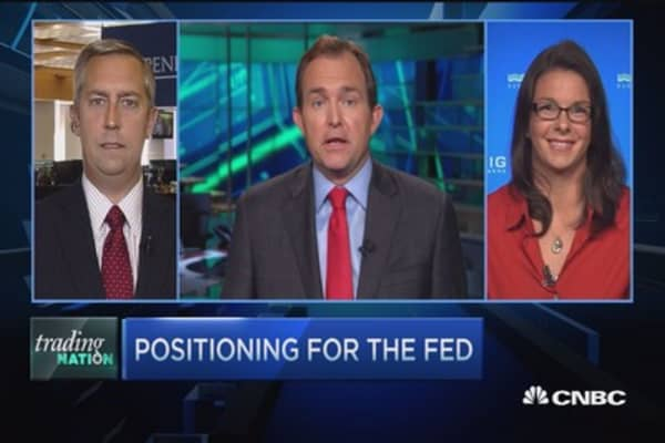 Trading Nation: Fed will move these sectors