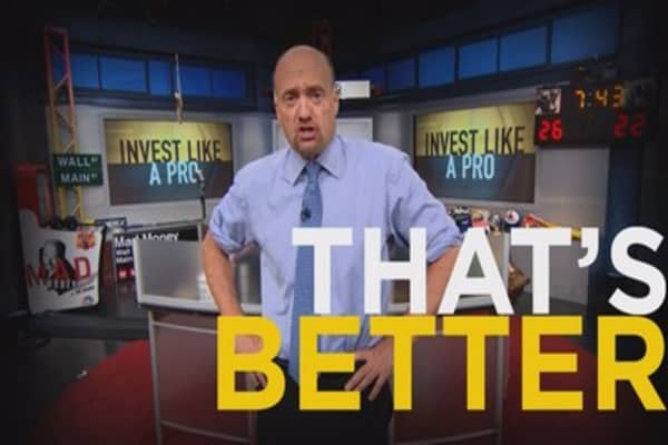 Cramer: This is the way to pick your next play