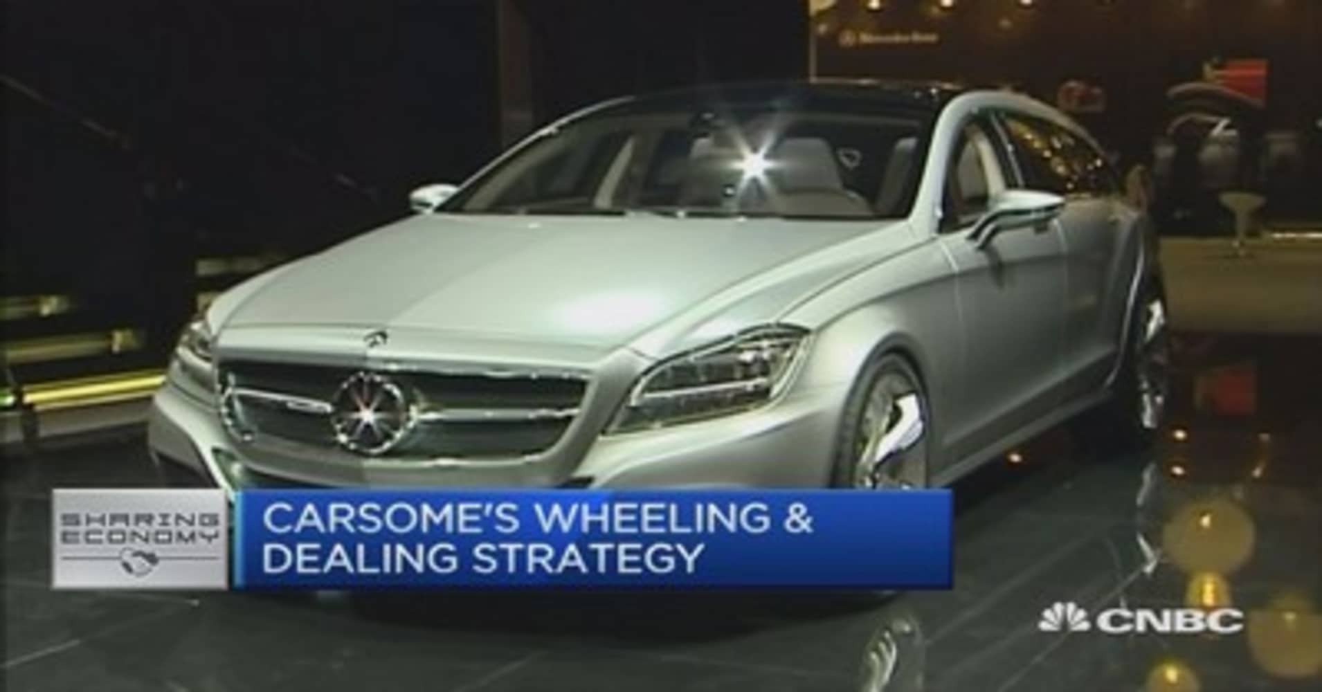 wheeling and dealing cars