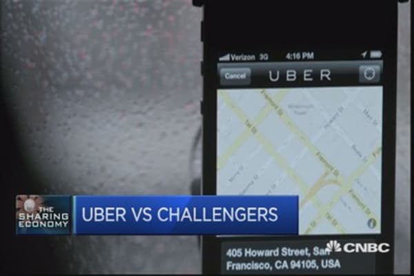 The challenges and benefits of Uber