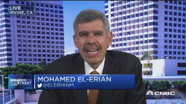 El-Erian: Bumpy road ahead