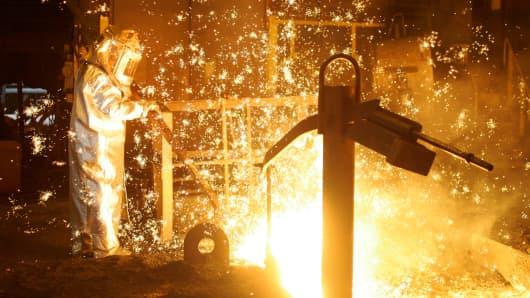Operations at U.S. Steel