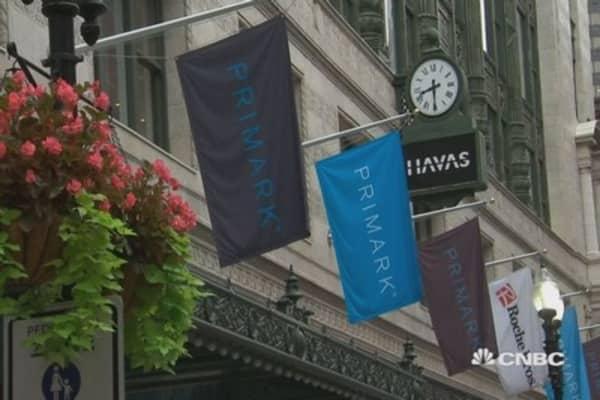 Primark Opens First U.S. Store