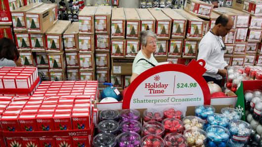 Some shoppers actually like Christmas creep
