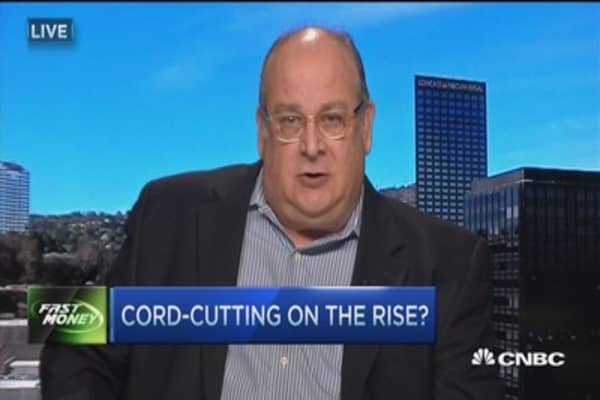 Cord-cutting on the rise