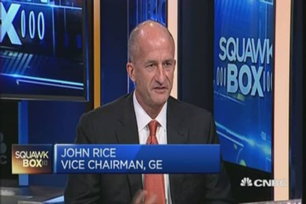 Why China remains a key market for GE