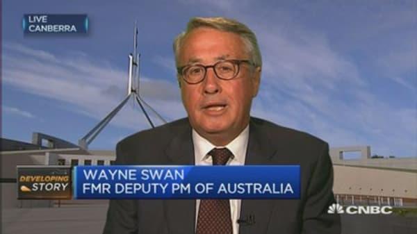 Swan: 'Australian politics becoming Americanized'