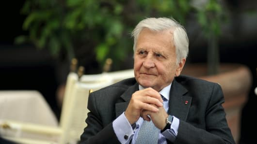 Jean-Claude Trichet, former president of the European Central Bank.