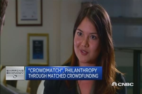 StartSomeGood: Crowdfunding for social good