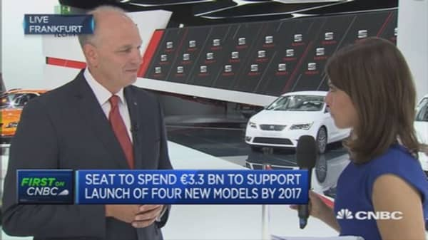 Confident about Spanish market: SEAT CEO