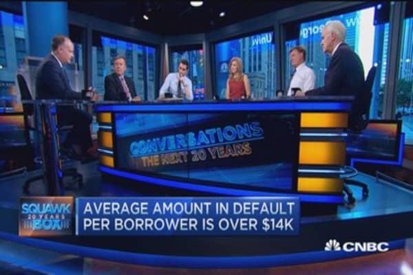 Rethinking student debt