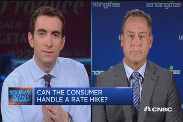 Big boon ahead for consumer credit: LendingTree CEO