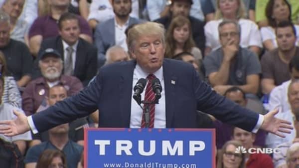 Donald Trump: We have to stop illegal immigration