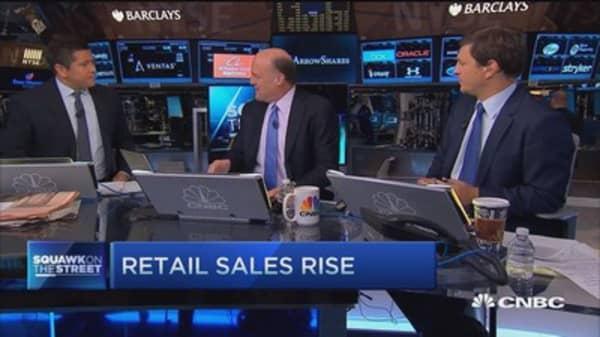 Cramer: US economic strong points 'rate-sensitive'