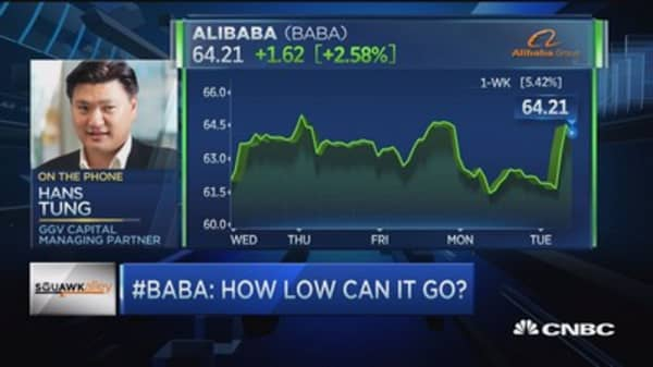 Alibaba's quick rebuttal to Barron's