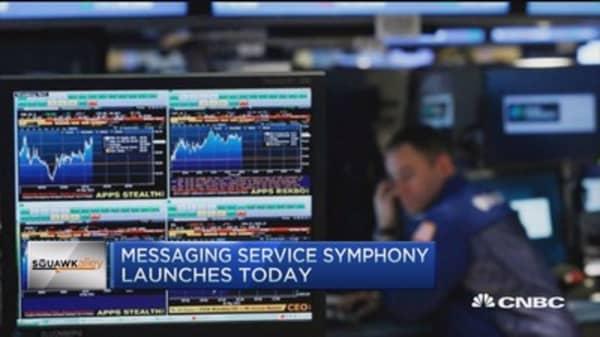 4 major banks strike deal on Symphony
