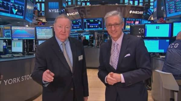 Cashin says stocks rally ahead of FOMC